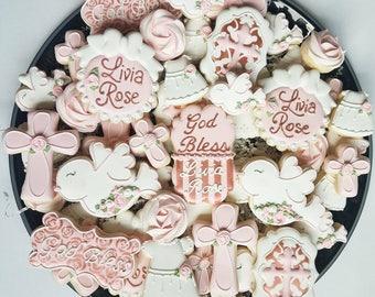 Christening/Baptism Cookies