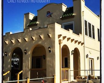 Shore - Belmar Fishing Club Building