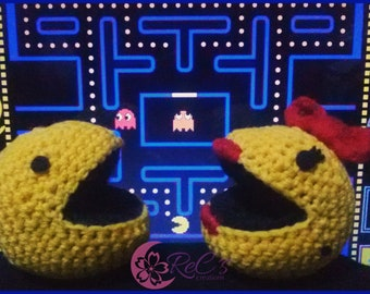 Pac Man / Ms. Pac Man