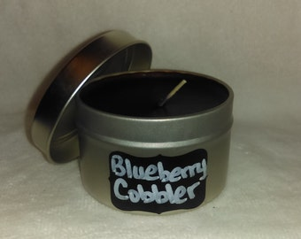 Blueberyy Cobbler Tin