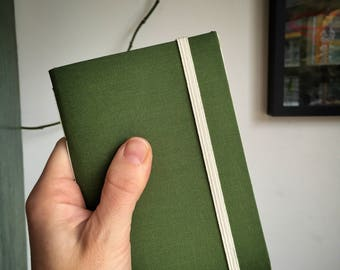 Pocket Notebooks with Blank or Lined Paper