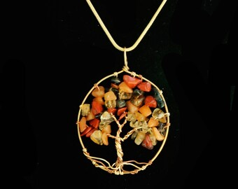 Tree of Life Autumn