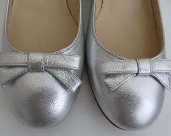Luciano Padovan ballet flat-sz 6.5