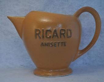 Pichet Ricard en céramique