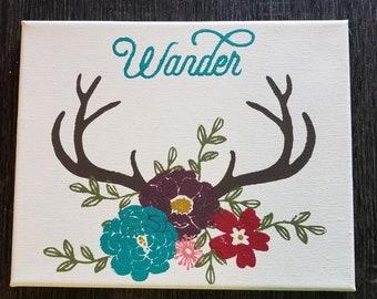 Wander Painting