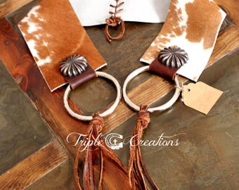 Cowhide Hip Belt