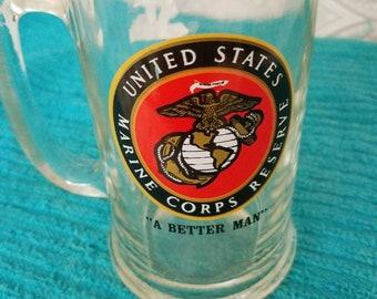 United States Marine Corp Reserve A Better Man Mug