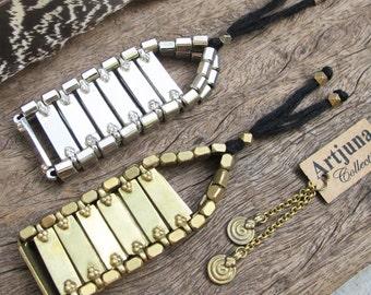 Silver Cuff Bracelet, Tribal Silver Bracelet, Tribal Bracelet, Cuff Bracelet, Silver Ethnic Bracelet, Ethnic Jewelry
