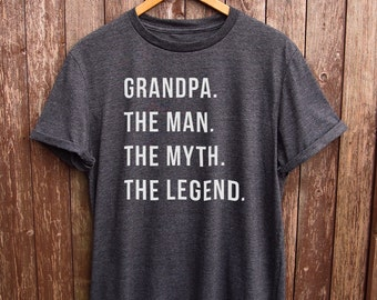 Grandpa Shirt - gifts for grandpa, funny grandpa tshirt, funny grandpa gifts, grandpa birthday gifts, grandpa birthday shirt