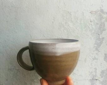 Mug in Cappuccino Glaze