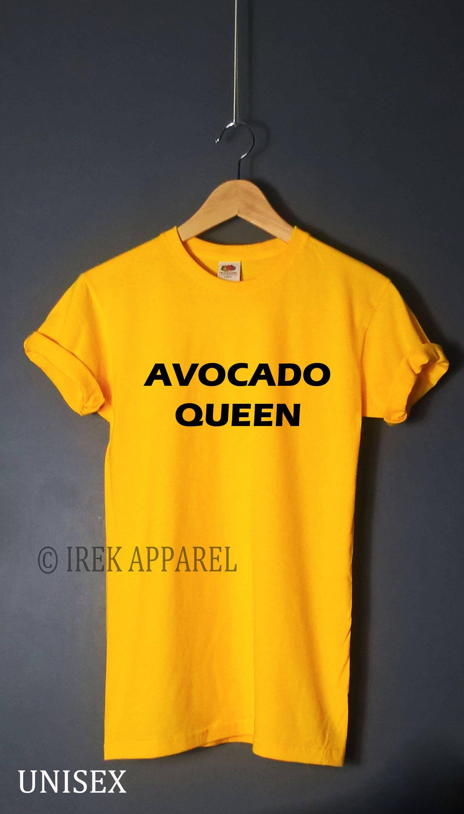Saggy Teen Tumblr Awesome avocado queen t shirt tumblr tshirt tumblr top tee tumblr