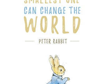 Peter Rabbit Print
