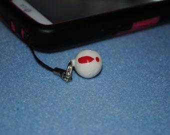 Animal Crossing Pitfall Seed Polymer Clay Charm