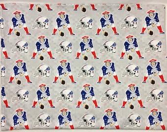 New England Patriots- Cotton Pillowcase Set
