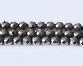 10mm Hematite Beads