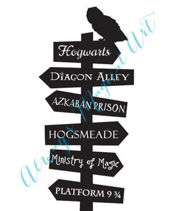 Items Similar To Harry Potter Instant Download PDF