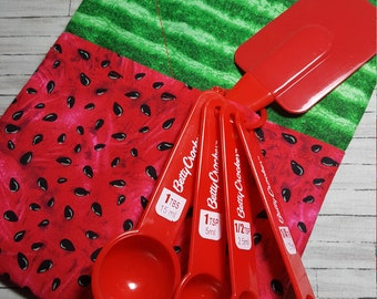 WATERMELON POTHOLDER SET, Hot Pad, Kitchen