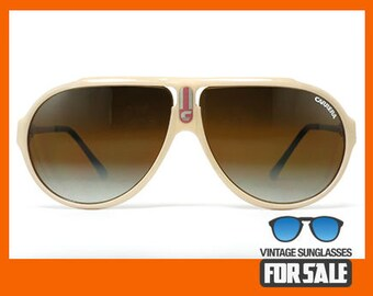 Vintage sunglasses Carrera 5565 original made in Austria 1987