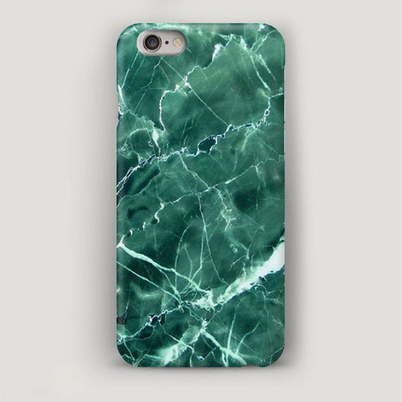 green marble iphone 7 case