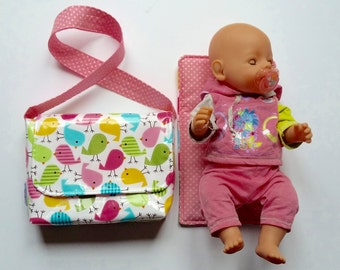Little Birds Dolly Changing Bag