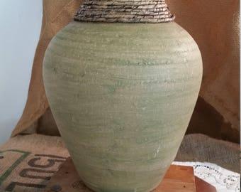 Vase Pottery Vase Handmade Vase Stoneware Vase Pottery Flower Vase Boho Pottery Unique Vase Studio Pottery Vase