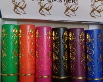 6 Magic Lipsticks