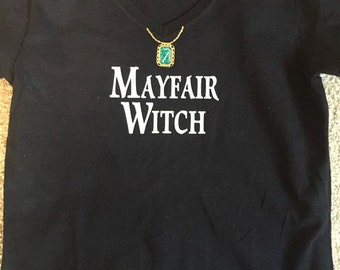 """Mayfair Witch"""" t-shirt from the Anne Rice series """"The Witching Hour"""""""