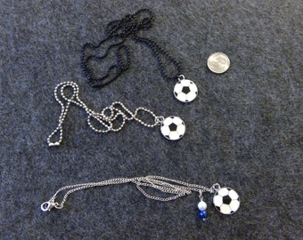 Necklace - Soccer Ball