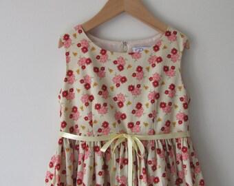 Girl's size 4 dress