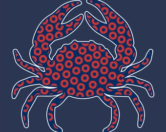 Phish Donut Crabs | Men's