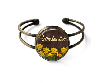 Grandmother Cuff Bracelet