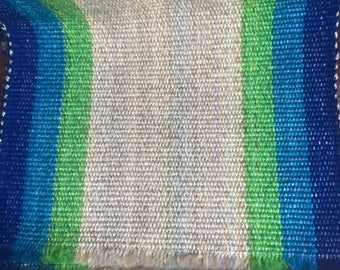 Woven Placemats - placemats - Fiesta Placemats - Vintage