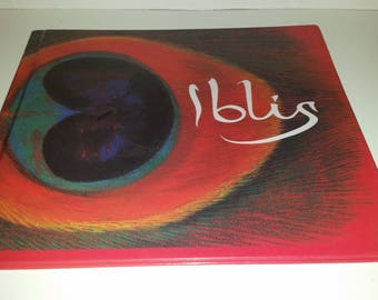 Iblis / An Islamic Tale / Shulamith Levey Oppenheim / Islam / Adam / Eve / Garden of  Eden / Devil / Satan / Banishment /Ed Young /Religious