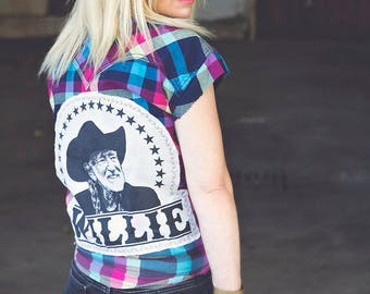 Willie Patch Western Shirt