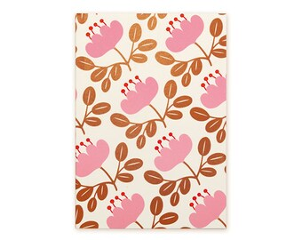 Blossom Gold Planner - Pink Petal