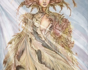 Fearie Queen Faerie by Renae Taylor