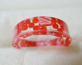 Bangle for doll bangle strawberry Jelly for BJD Strawberry Jerry