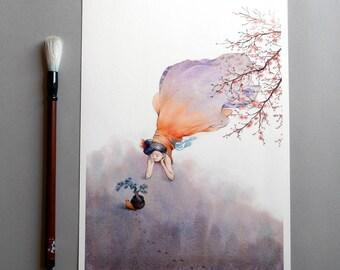 Haru - Fine Art Print