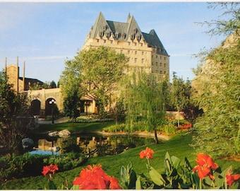 EPCOT Center Postcard Canada World Showcase 1982 Unposted NM Walt Disney World 21045