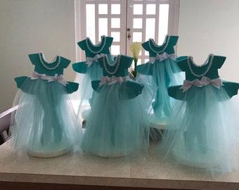TUTU Dress Centerpieces