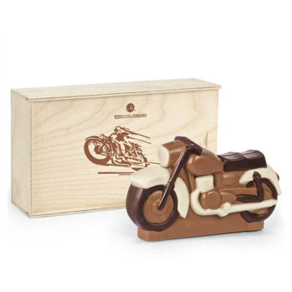 Milk Chocolate Motorcycle
