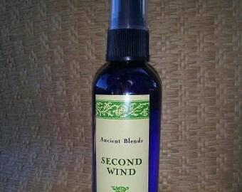 Ancient Blends 'Second Wind' Aura Spray...4ozs