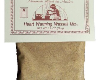 Heart Warming Wassail Mix