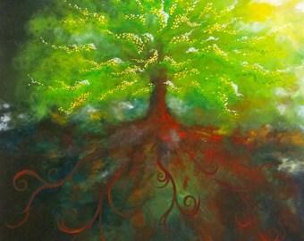 Tree of Life (art print)