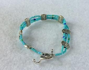 Aqua Bracelet, Part Deux