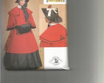 Butterick Pattern #5266 - Making History Costume