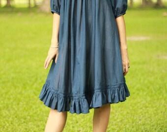 SALE 25 USD--D007--Beautiful Cotton Dress