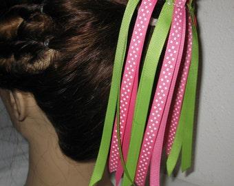 Ponytails Ribbon