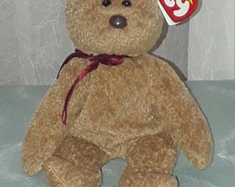 "Ty Beanie Babies ""Curly"" Retired Many Errors"
