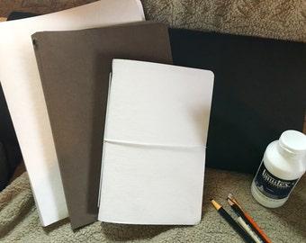 Basic Art journal small